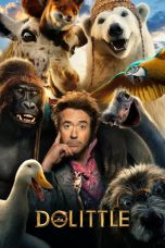 Nonton Movie Dolittle (2020) Subtitle Indonesia