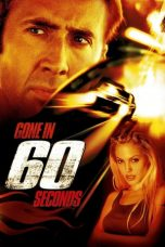Nonton Movie Gone in Sixty Seconds (2000) Subtitle Indonesia