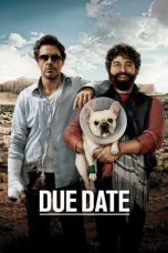 Nonton Movie Due Date (2010) Subtitle Indonesia