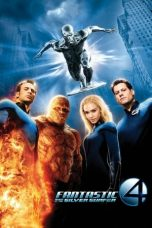 Fantastic Four: Rise of the Silver Surfer (2007) Poster