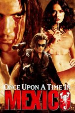 Once Upon a Time in Mexico (2003) Poster
