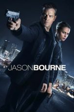 Jason Bourne (2016) Poster
