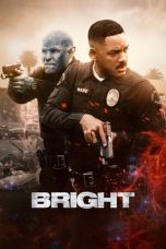 Bright (2017) Poster