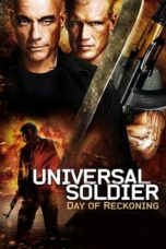 Nonton Movie Universal Soldier: Day of Reckoning (2012) Subtitle Indonesia