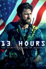 Nonton Movie 13 Hours: The Secret Soldiers of Benghazi (2016) Subtitle Indonesia