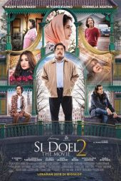 Nonton Si Doel the Movie 2 (2019) Sub Indo Terbaru