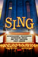 Nonton Movie Sing (2016) Subtitle Indonesia