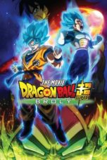 Nonton Movie Dragon Ball Super: Broly (2018) Subtitle Indonesia