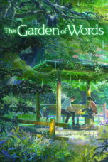 The Garden of Words (2013) Poster