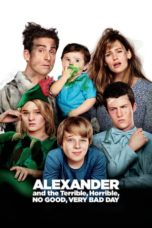 Nonton Movie Alexander and the Terrible, Horrible, No Good, Very Bad Day (2014) Subtitle Indonesia