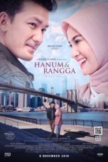 Hanum & Rangga: Faith & The City (2018) Poster