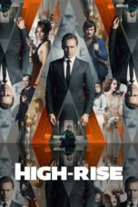 High-Rise (2015) Poster