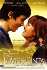 Love Is Cinta (2007) Poster