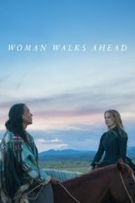 Woman Walks Ahead (2017) Poster