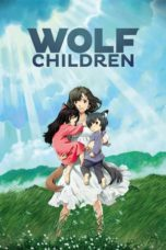 Nonton Movie Wolf Children (2012) Subtitle Indonesia