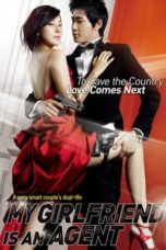 Nonton Movie My Girlfriend Is an Agent (2009) Subtitle Indonesia