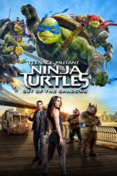 Nonton Movie Teenage Mutant Ninja Turtles: Out of the Shadows (2016) Subtitle Indonesia