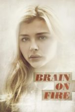 Brain on Fire (2016) Poster
