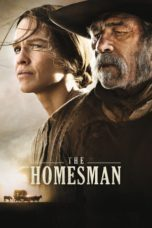 The Homesman (2014) Poster
