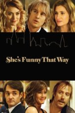 She's Funny That Way (2014) Poster