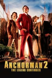 Nonton Anchorman 2: The Legend Continues (2013) Sub Indo Terbaru